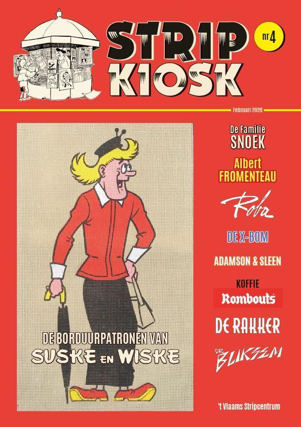 StripKiosk - Nummer 4