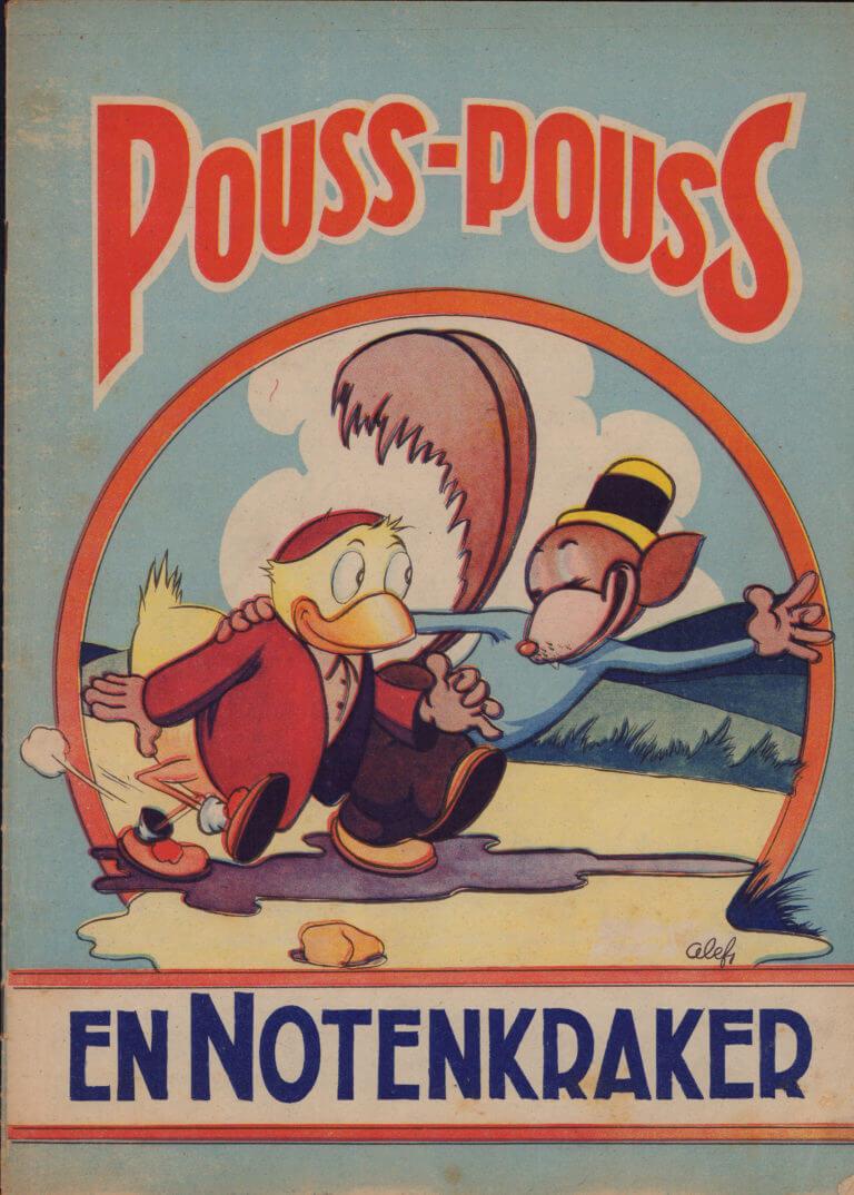 Pouss-pousS en notenkraker