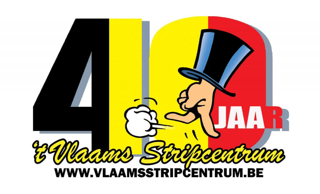 40 jaar 't Vlaams Stripcentrum