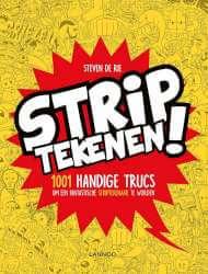 Infotheek Striptekenen 1001 Handige Trucs 190x250 2