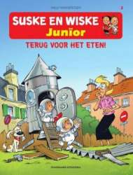 Suske en Wiske Junior C2 190x250 1