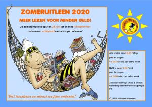 zomerregeling vsc 2020