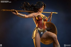 Wonder Woman detail