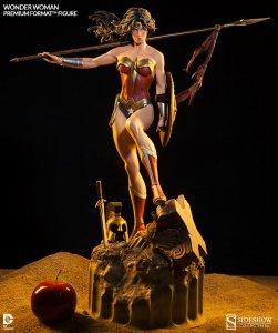 Wonder Woman voorkant