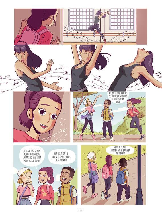 Dans met mij - pagina 6