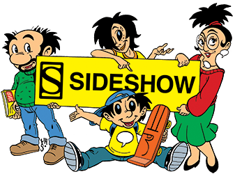 Dust family sideshow