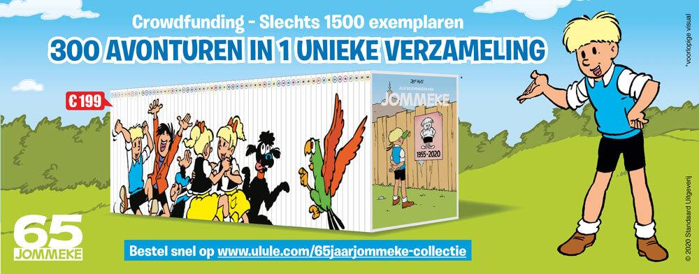 300 JOMMEKES IN 1 UNIEKE COLLECTIE