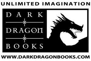 Logo Dark Dragon Books zwart