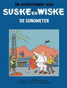 Suske en Wiske De Sonometer