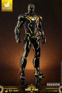 neon tech iron man 20 sixth scale figure marvel gallery 5d0bbd87d4bdc