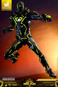 neon tech iron man 20 sixth scale figure marvel gallery 5d0bbd8875ee6