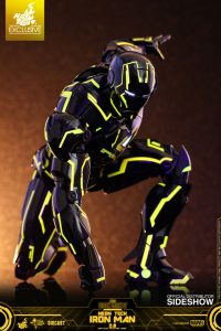 neon tech iron man 20 sixth scale figure marvel gallery 5d0bbd8a66c12