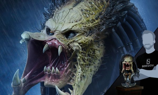 Wolf Predator Aliens VS Predator: Requiem Legendary