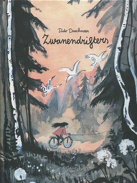 DIDO DRACHMAN - Zwanendrifters