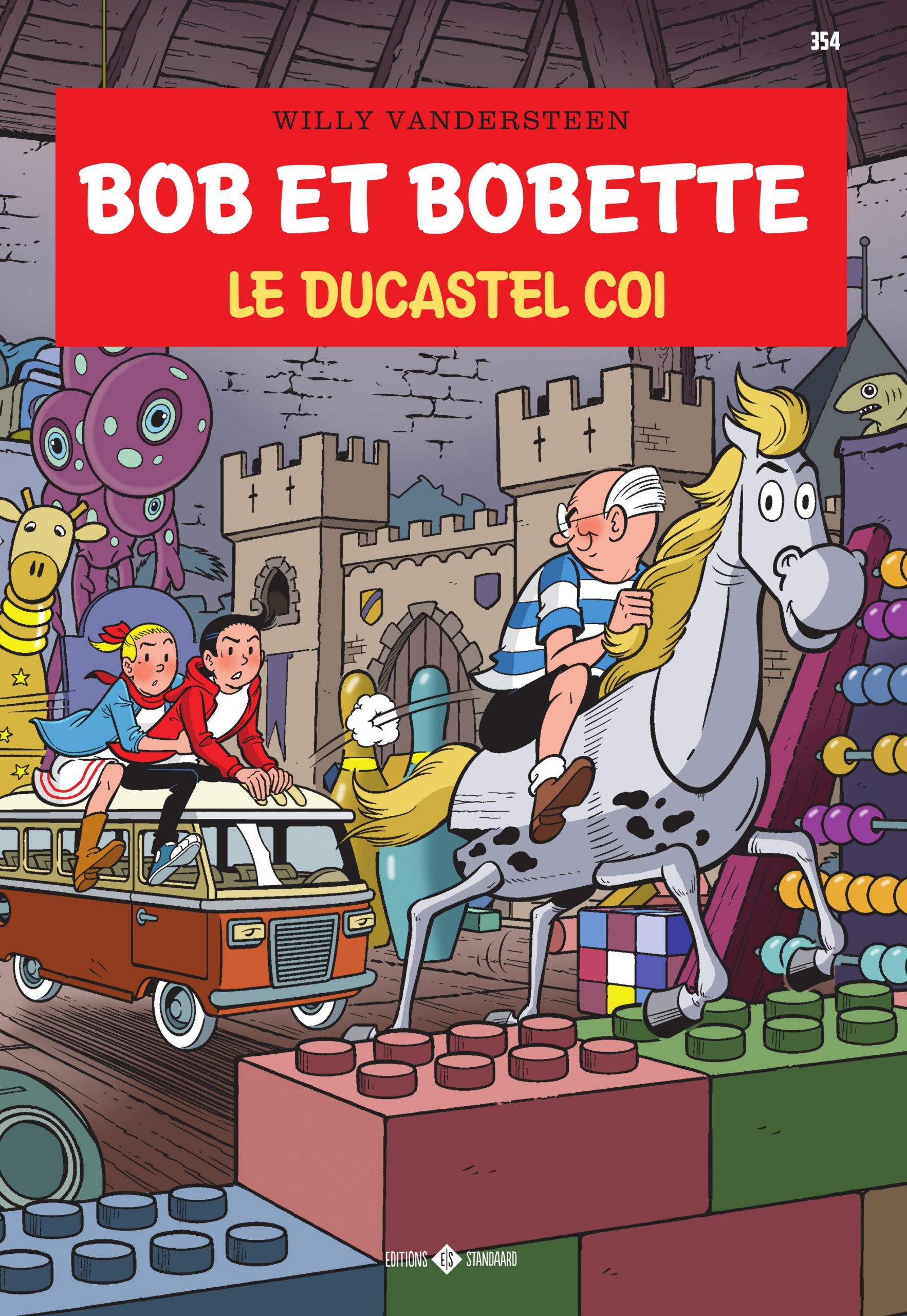 Bob et Bobette Franstalig A289 scaled