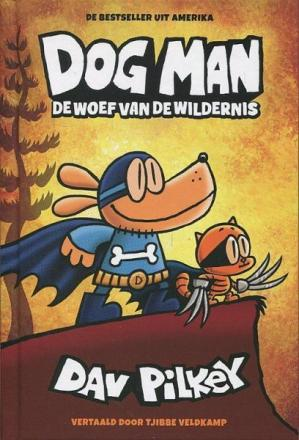 Dog Man 6