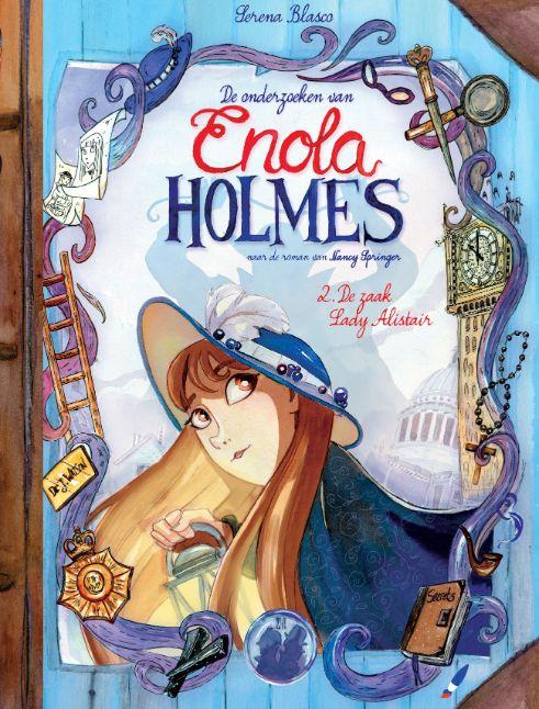 Enola Holmes 2
