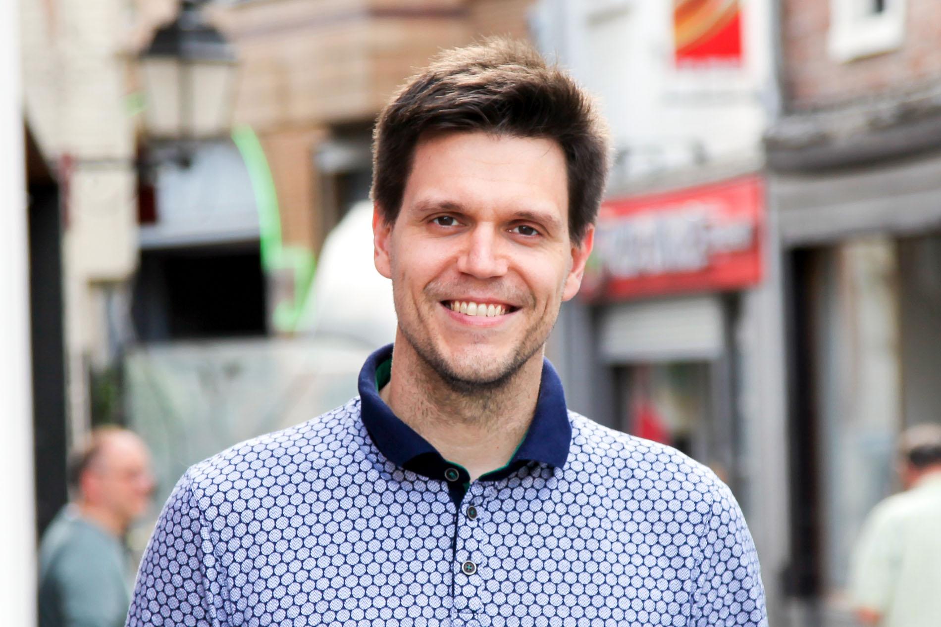 Frederik Hautain