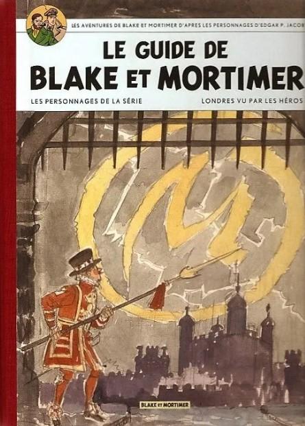 Infotheek Blake et Mortimer