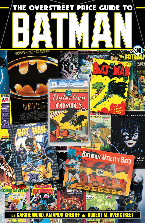 Infotheek Overstreet Price Guide to Batman