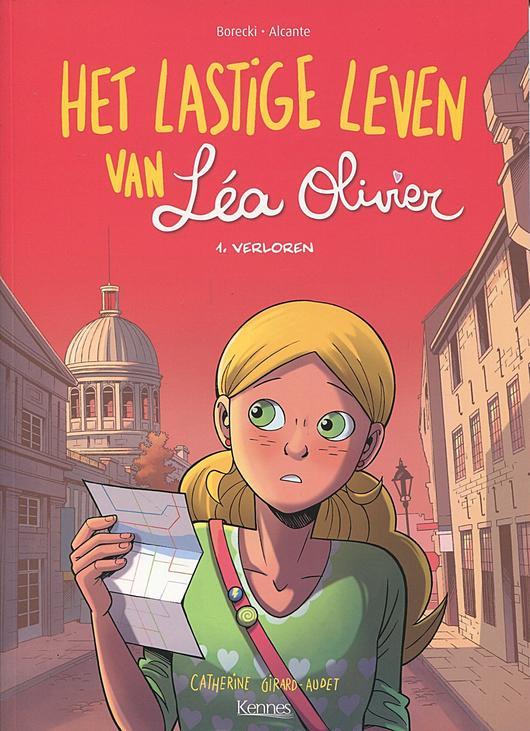 Lastige Leven van Lea Olivier B1