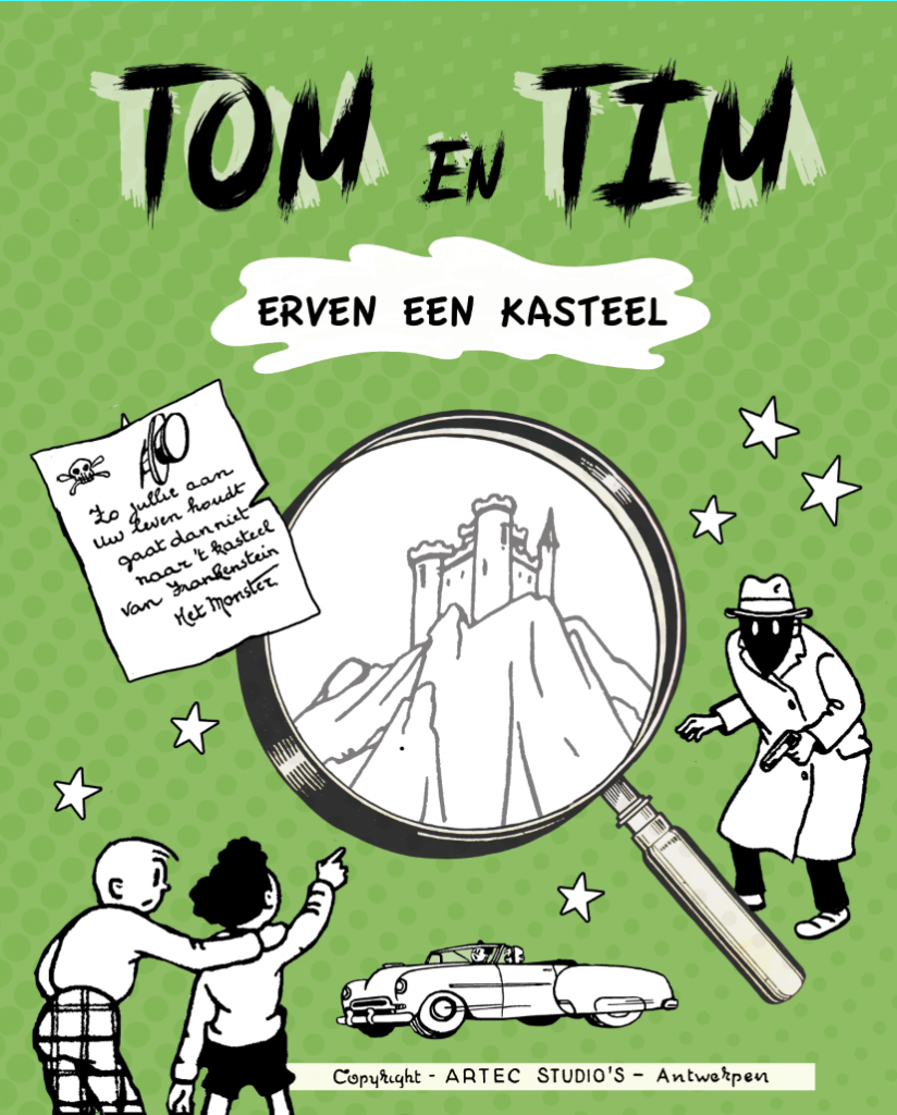Ledenalbum - Tom & Tim