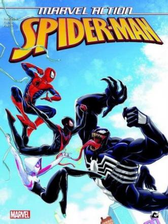 Marvel Action Spiderman 4