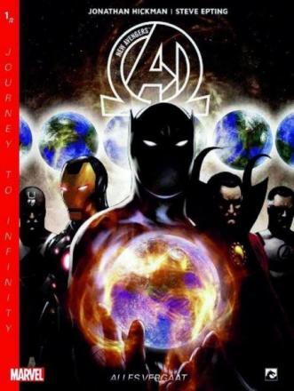 Marvel Avengers Journey to Infinity 1