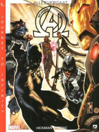Marvel Avengers Journey to Infinity 2
