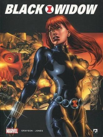 Marvel Black Widow 1