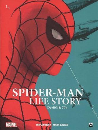 Marvel Spiderman Life Story 1