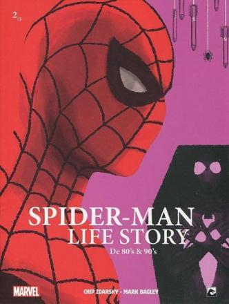Marvel Spiderman Life Story 2