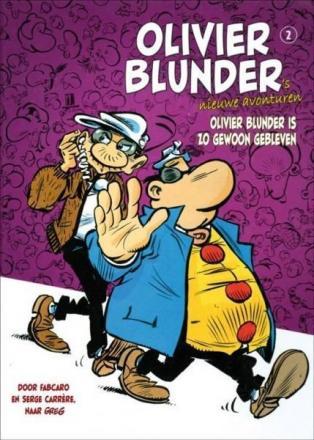 Olivier Blunder Nieuwe Avonturen 2