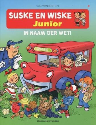Suske en Wiske Junior 3