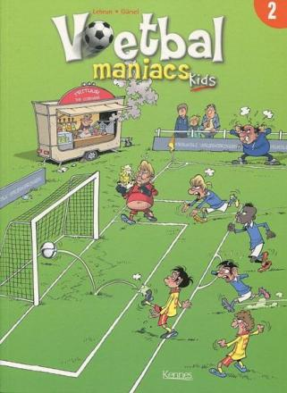 Voetbal Maniacs Kids 2