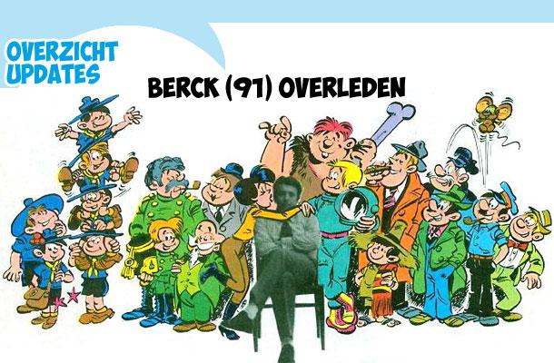 Berck (91) overleden