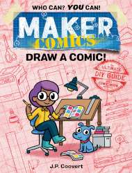 Infotheek First Second Maker Comiocs 190x250 1