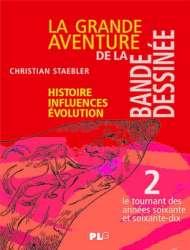 Infotheek PLG La Grande Aventure de la BD Tome 2 190x250 1
