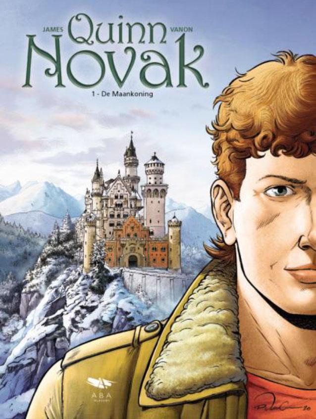 Quin Novak 1: De maankoning