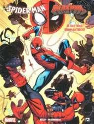 Marvel Spiderman Deadpool 2 190x250 1