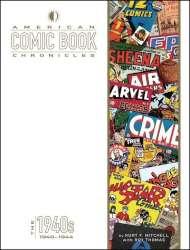 Infotheek American Comic Book Chronicles 1940 1944 190x250 1