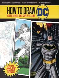 Infotheek How to draw DC superheroes and villains 190x250 1