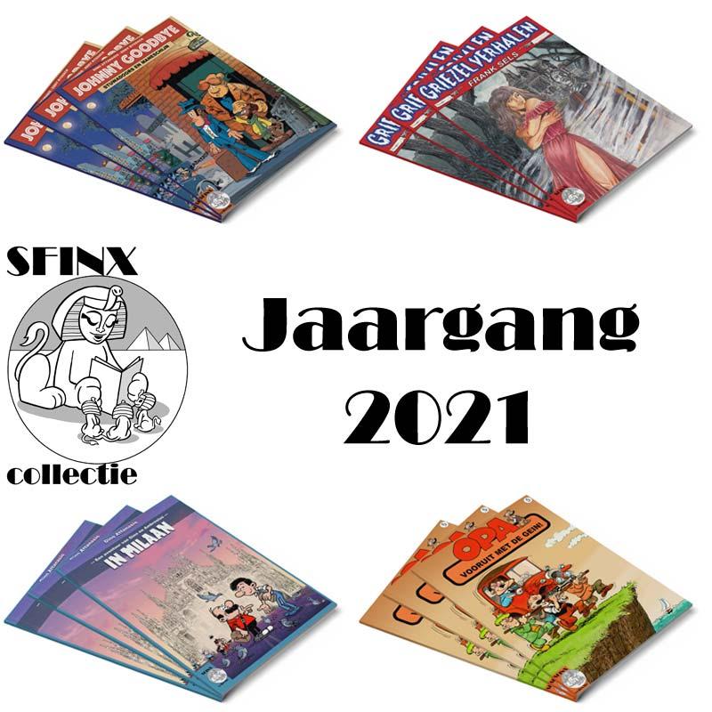 Sfinx collectie - jaargang 2021