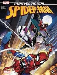 Marvel Action Spiderman 5 190x250 1
