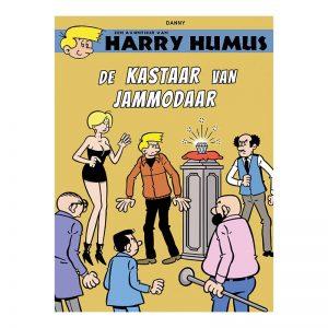 Harry Humus - De kastaar van Jammodaar