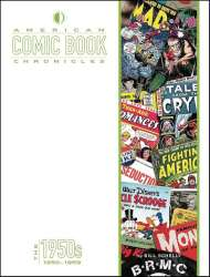 Infotheek American Comic Book Chronicles 1950s 190x250 1