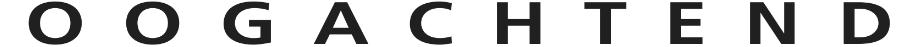 logo oogachtend
