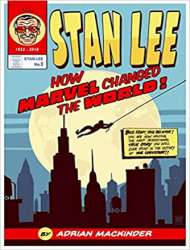 Infotheek Stan Lee How Marvel Changed the World 190x250 1