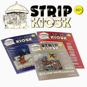 StripKiosk - Jaargang 2021