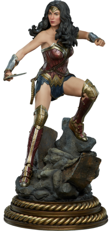 Wonder Woman Premium Format